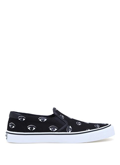 Kenzo Lifestyle Ayakkabı Siyah